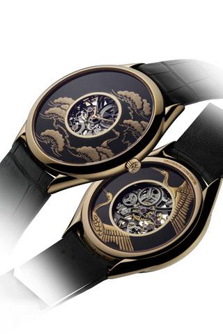 江诗丹顿推出全新莳绘腕表系列