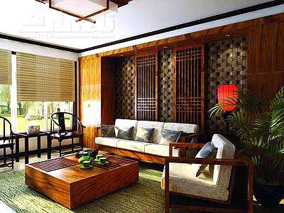 中国风装修案例之二:清式传统空间