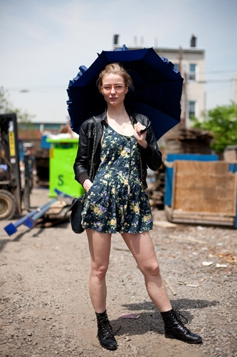 人人都爱纽约时髦女郎