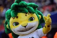 南非世界杯吉祥物