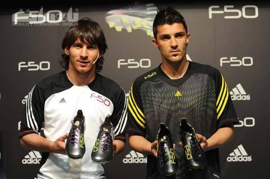 世界杯十大经典球鞋