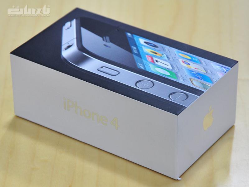 iPhone4开箱图赏
