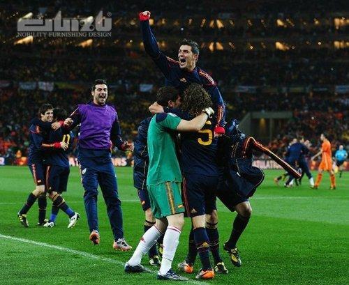 西班牙成世界杯第八个冠军