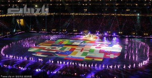 世界杯闭幕式-曼德拉出席 夏奇拉献唱主题曲
