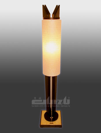 JFL-3030P(Paper shade floor lamp)