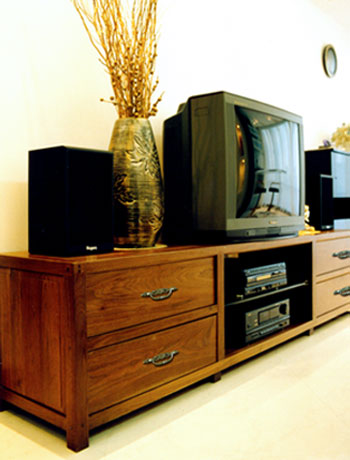OR-1900GC(Long console cabinet)
